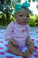 BRAND NEW REBORN Collector's Doll