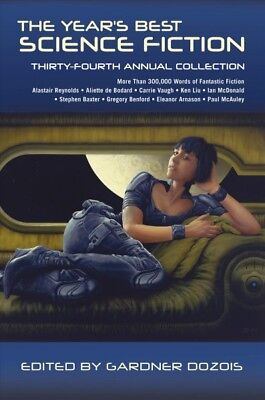 Year's Best Science Fiction, Paperback by Dozois, Gardner R. (EDT), ISBN-13