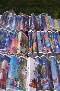 Kids Movies on VHS! (Disney, WB) London Ontario image 1