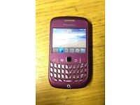 Cheap Unlocked Blackberry 8520 Smartphone Fully Working Can Deliver