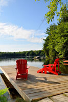 ** Beautiful Lake Muskoka Cottage: Aug 29-Sept 5 Available