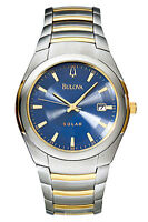Bulova Solar Two-tone Stainless Steel Men's watch