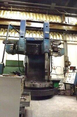 71 Schiess Dke-180 Double Column Vertical Boring Mill - 27112