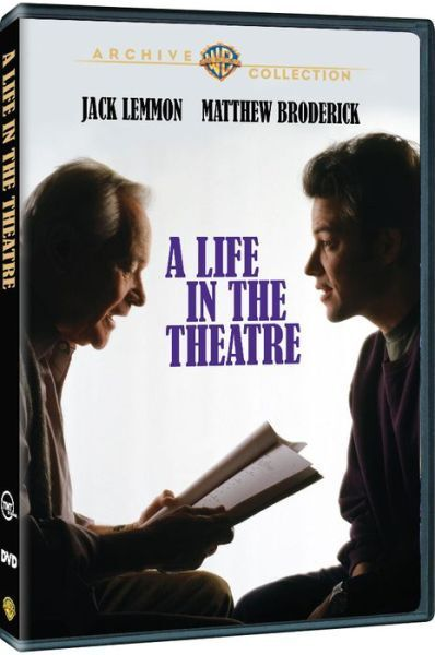 LIFE IN THE THEATRE - (DOL) Region Free DVD - Sealed