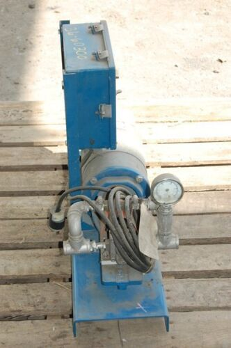 Nalco Metering Pump Model NGS-1 Good Condition