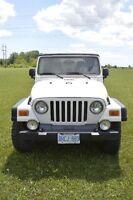 Jeep Rubicon 2005 $12,500
