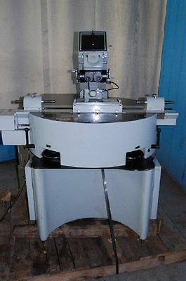 6 X 6 Zeiss Carl Desk-type Optical Comparator - 25300