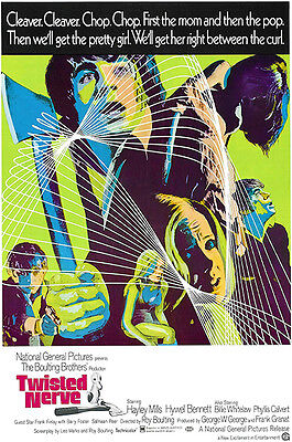 Twisted Nerve   1968   Movie Poster