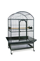 Prevue Pet Products Large Dometop Bird Cage, Black Hammertone