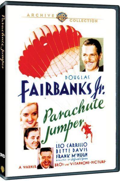 PARACHUTE JUMPER - (1932 Douglas Fairbanks Jr.) Region Free DVD - Sealed