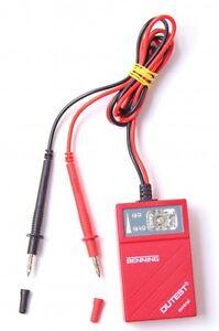BENNING Durchgangsprüfer Leitungsprüfer DUTEST Spannungsprüfer Elektriker messen