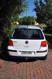 2002 Volkswagen Golf GL - 142,000km Dubbo Dubbo Area Preview