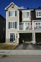 Two year old townhouse in Fairwinds Stittsville Ottawa September