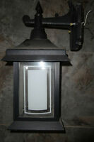 TWO Coach Lights - great condition