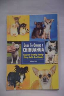 Guide to owning a Chihuahua.