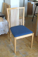 Upholstery chair for sale (four chairs)
