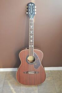 Fender Hellcat Acoustic Guitar (Tim Armstrong Series)