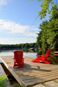 Beautiful Lake Muskoka Cottage Rental: Aug 18–Sep 1, 2018