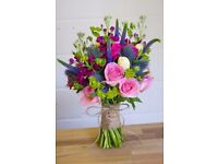 Beautiful bouquets made to order for any occasion.