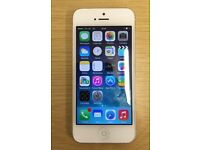 iPhone 5 Factory Unlocked to all Networks Good Condition Can Deliver