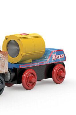 Car Thomas Tank Engine - SSRC SPOTLIGHT CAR Thomas Tank Engine WOODEN Railway NEW Train Lights
