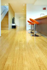 14mm NATURAL BAMBOO/Floor/Flooring STRAND WOVEN CLICK LOCK SYSTEM