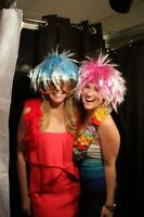 Behind the Curtain - A Photo Booth Rental Company