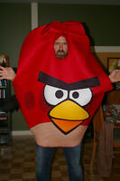 Costume D'Angry Bird pour adultes