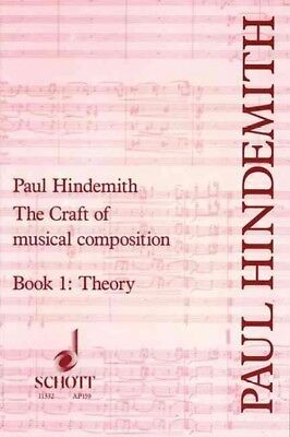 - Craft of Musical Composition : Book Two, Exercises in Two Part Writing, Paper...