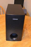 1 Samsung Passive SUBWOOFER: Like NEW
