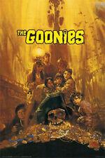 THE GOONIES MOVIE POSTER - 24x36 TREASURE CLASSIC - 49311