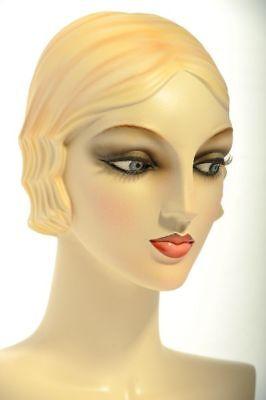 Mannequin Head Hat Female Jewelry Display Heads From Vaudevillemannequins.com