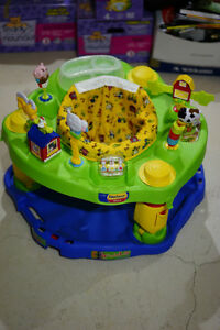 Evenflo ExerSaucer Mega - Farmyard