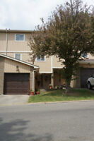 Beautiful Condo Townhouse Available Now!