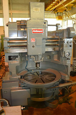 36-12 Fellows Vertical Gear Shaper - 28026