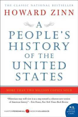 Купить A People's History of the United States by Zinn, Howard