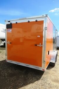2017 7X16+6 Enclosed/Cargo Trailer Canadian Hauler - ARROW Alumi