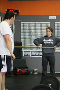 Personal Training at CrossFit Moncton