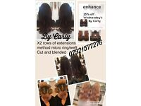 Salon based & mobile hairdresser