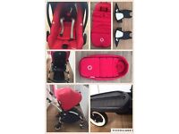 Bugaboo bee plus with car seat