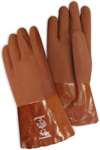 "WORKHORSE® 14"" PVC GLOVE WITH DOUBLE COATED PALM, ONE SIZE Cambridge Kitchener Area image 1"