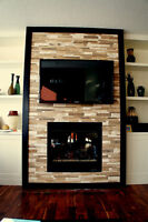 TV Wall Mounting & Home Theatre Install Fully Ins. Service