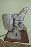 Old Keystone 105 Movie Projector