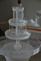 Wilton Wedding Cake Fountain