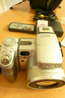 Sony DSC-H9 avec infra-red night vision