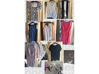 Bundle of clothes 8/10 jewerelly joblot