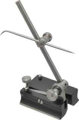 Starrett 2 Spindle 4 And 7 Inch Spindle Length Surface Gage 2 Inch Long X 1...