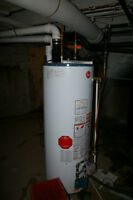 natural gas propane hot water heater
