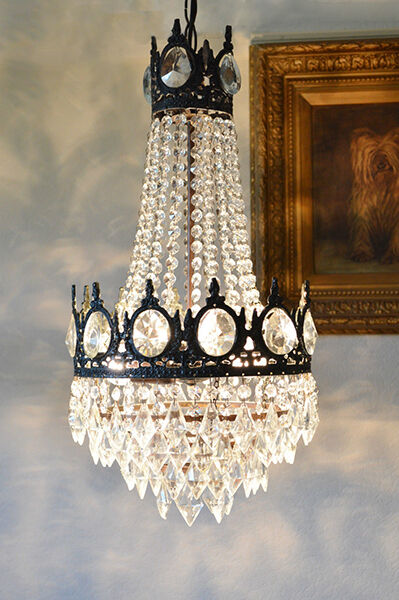 Top 5 Reasons to Purchase a Lead Crystal Chandelier | eBay