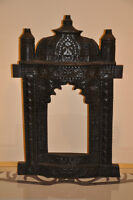 Hand carve Indonesian Picture frame (Very Old)